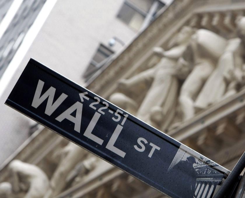 Wall Street. Foto: Flickr