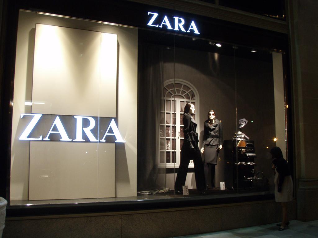 Zara. Foto Flicker