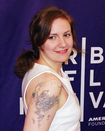 Lena Dunham. Foto Flickr