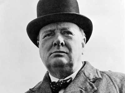 Churchill Foto: Business Insider