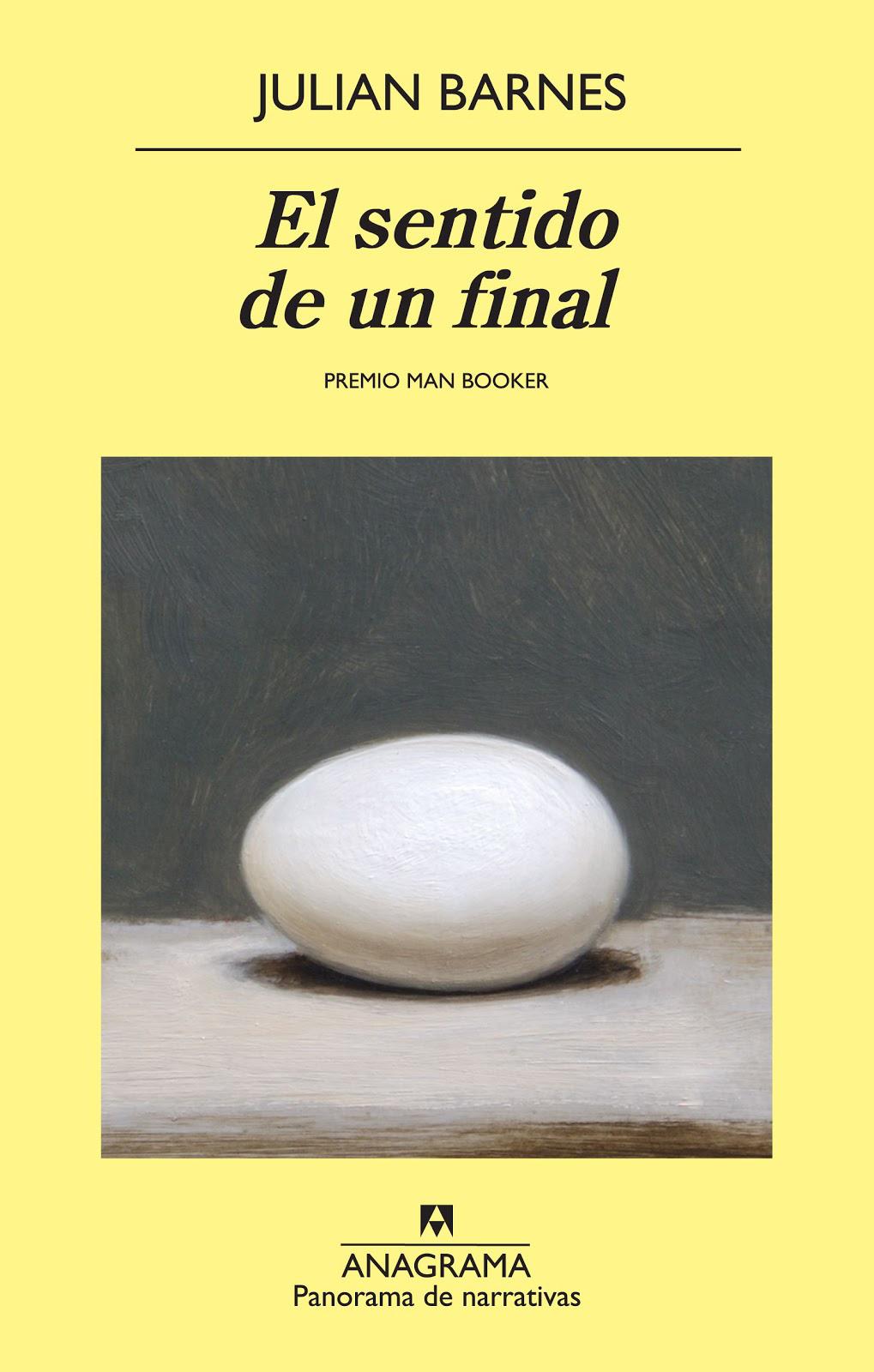 """""""El sentido de un final"""" de Julian Barnes"""
