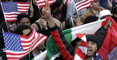 Inmigrantes Foto: El Mundo