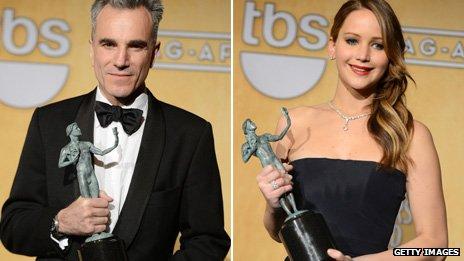 Premios SAG Foto: BBC News