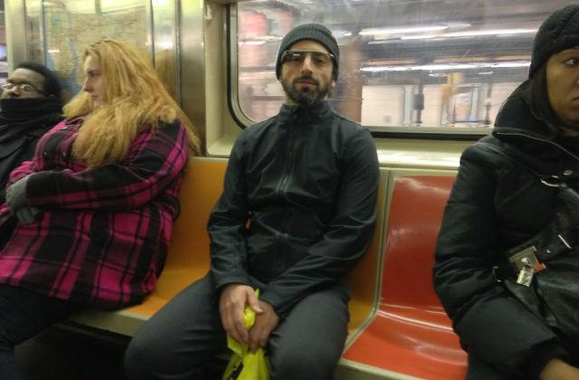 Sergey Brin. Foto El Economista