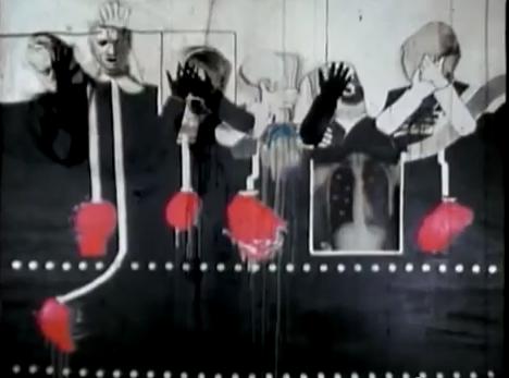 Six Men Getting Sick de David Lynch