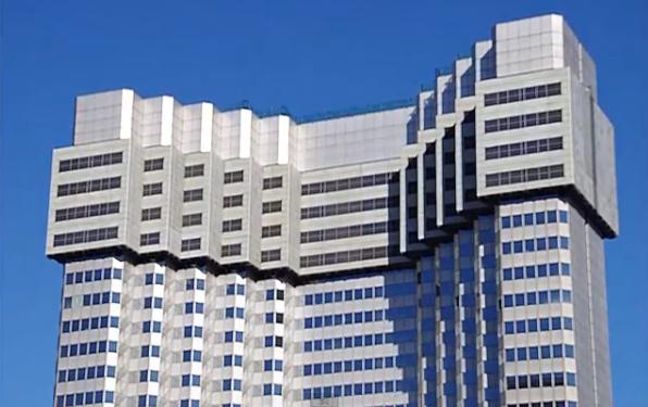 Akasaka Hotel en Tokio, Japón.