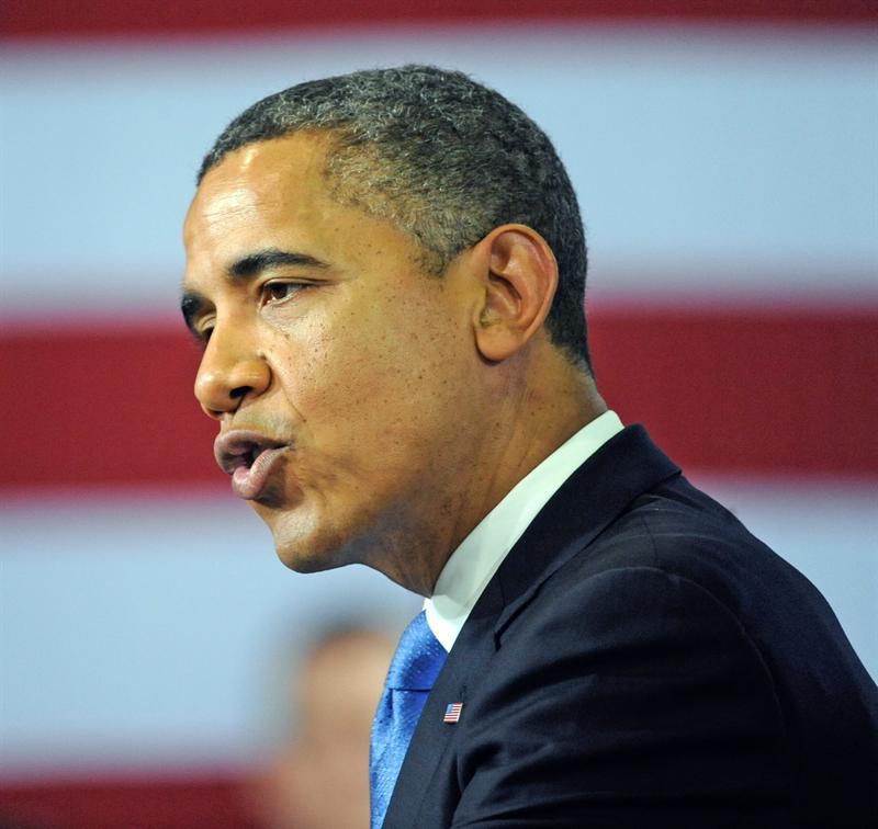 Barack Obama. Foto EFE