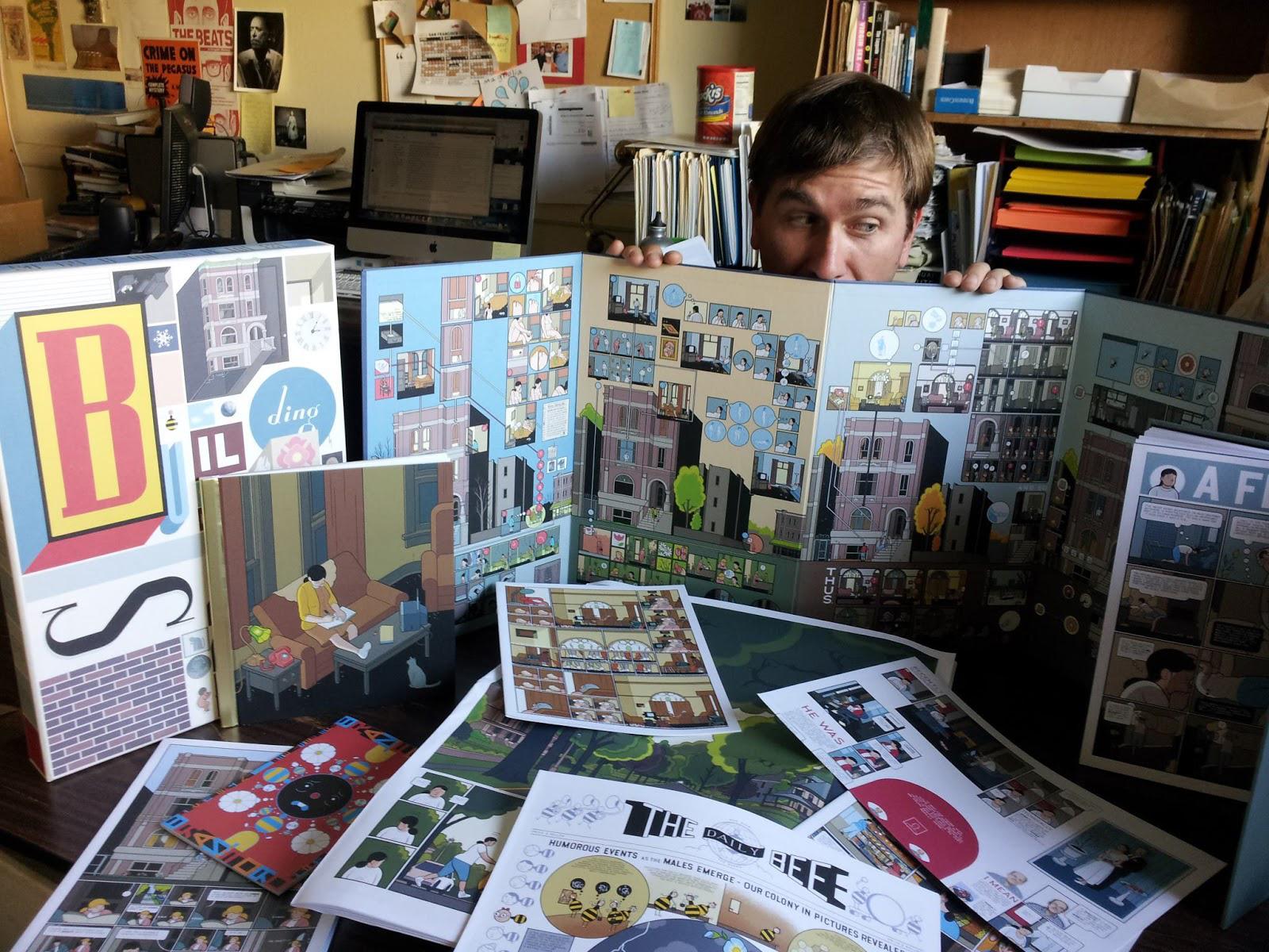 Building Stories de Chris Ware