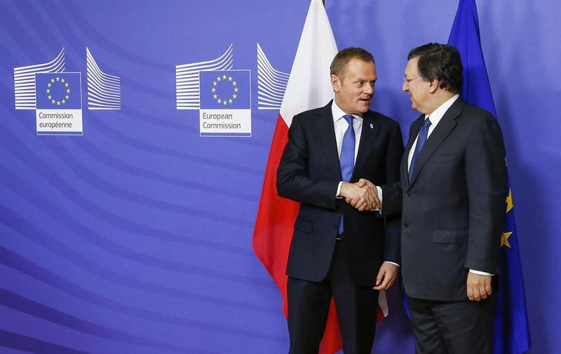 cumbre europea Foto: Efe