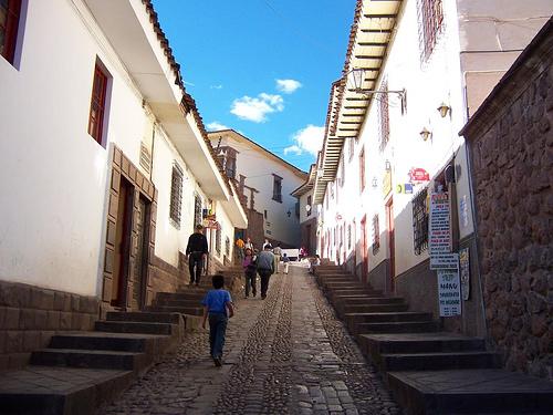 Cusco, Perú. Foto Flickr