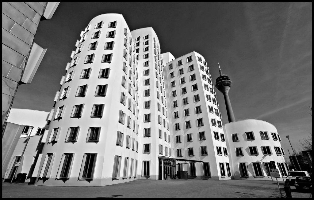 Edificios en Alemania. Foto Flickr