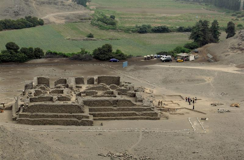 El Paraíso, Perú. Foto EFE