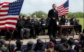 """Escena de la película """"Lincoln"""" de Steven Spielberg"""