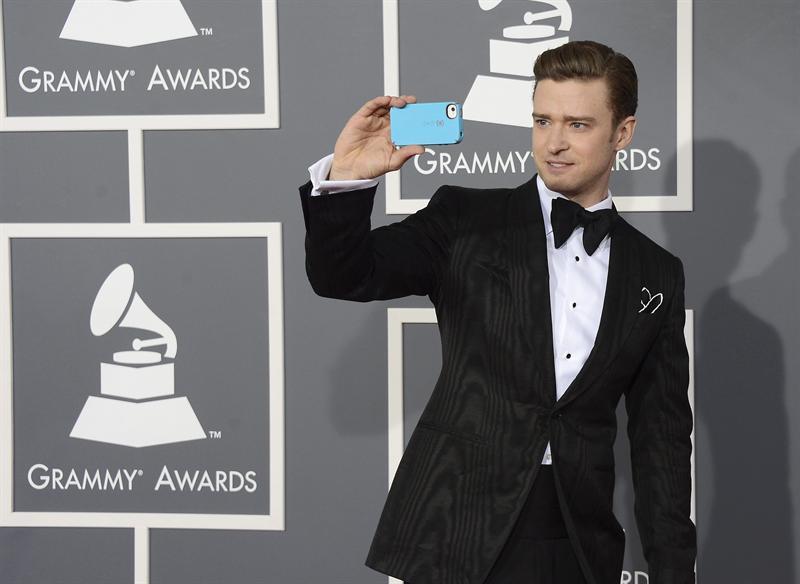 Justin Timberlake. Foto EFE