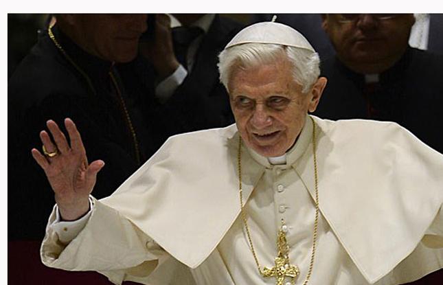 Papa Foto: El Mundo