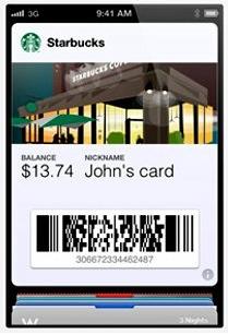 """El """"Wallet"""" es similar al """"Passbook"""" de Apple, dice Gizmodo."""