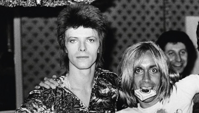 pelicula Bowie Foto: Rolling Stones