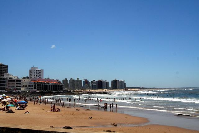 Punta del Este, Uruguay. Foto Flickr