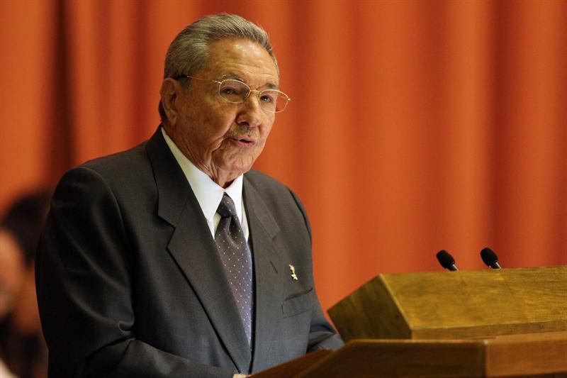 Raúl Castro. Foto: EFE