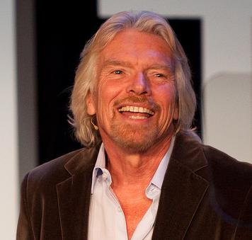 Richard Branson. Foto Flickr