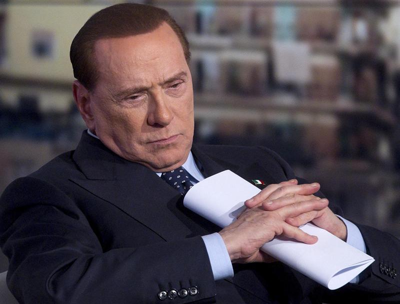 Silvio Berlusconi. Foto EFE
