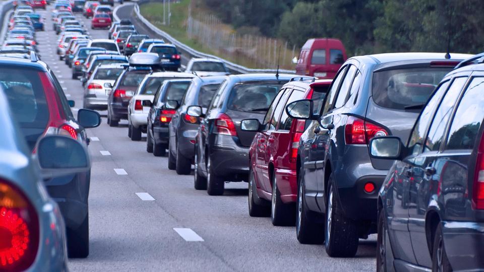 Tráfico vehicular. Foto BBC
