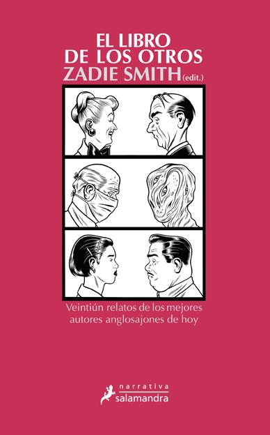 """""""El libro de los otros"""" de Zadie Smith"""