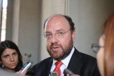 Alfredo Moreno. Foto DF