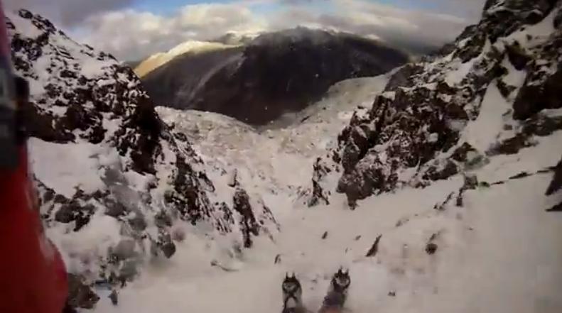 Alpinista cae en Gales, Reino Unido