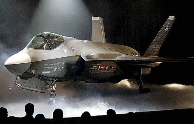 Avión militar Foto: BBC Mundo