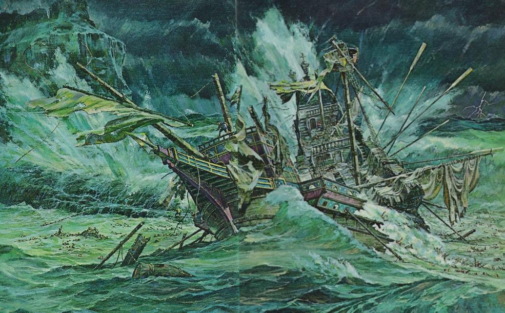 Barco Oriflama