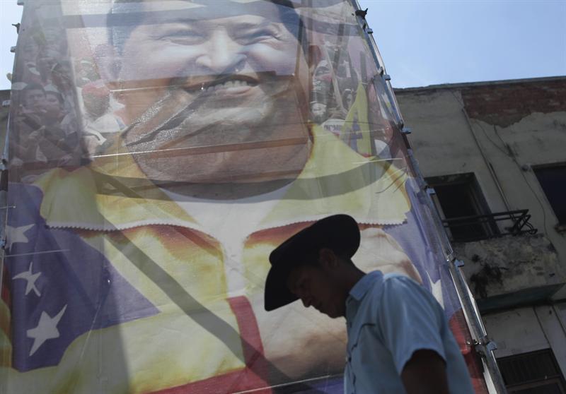Chávez Foto: Efe