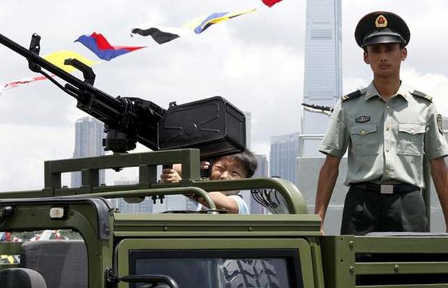 China Foto: BBC Mundo
