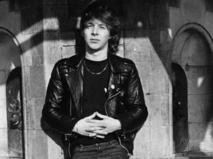 Clive Burr. Foto Rolling Stone