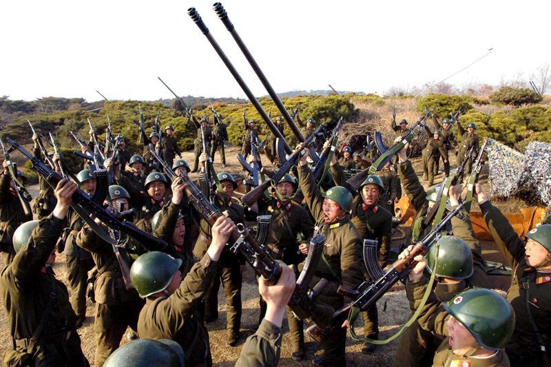 Corea del Norte. Foto EFE