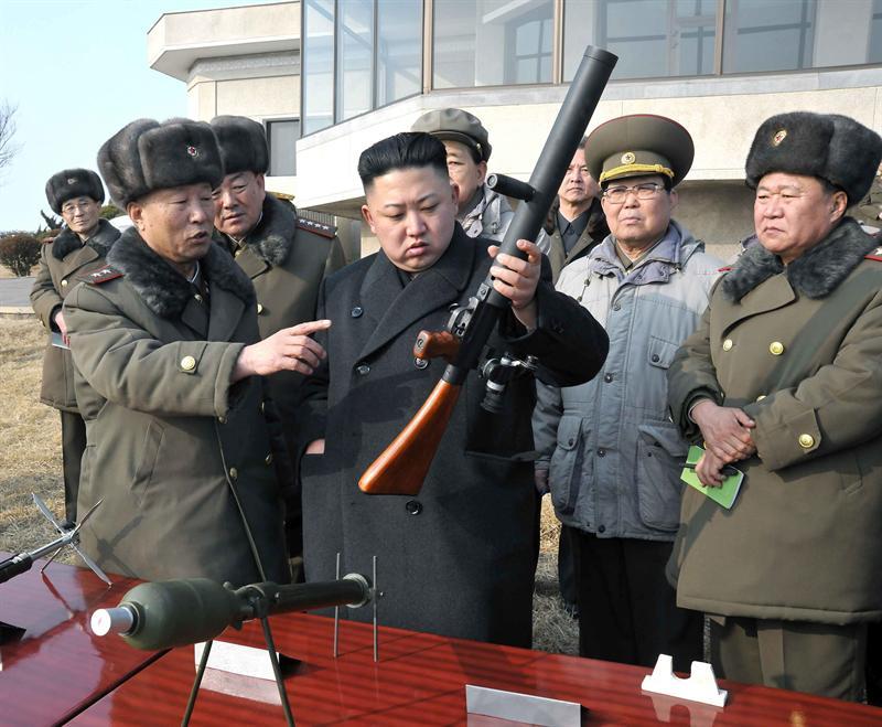 Kim Jong-un. Foto EFE