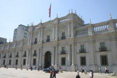 La Moneda. Foto DF