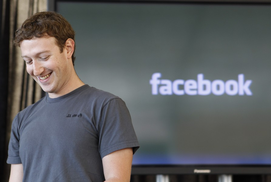 Mark Zuckerberg. Foto: Forbes