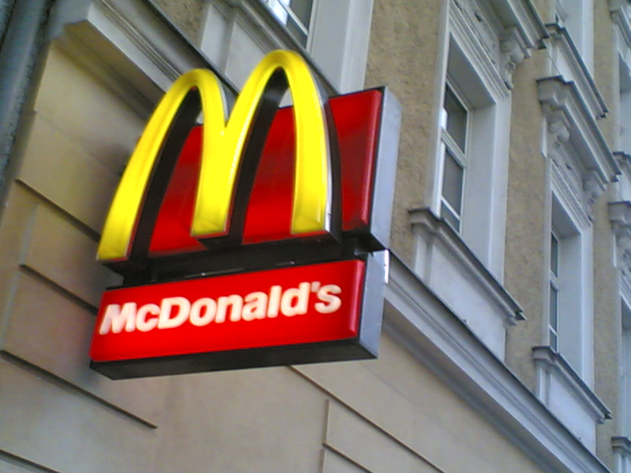 Mc Donald's. Foto Flickr