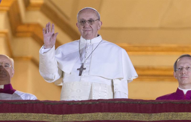 Papa Francisco I. Foto EFE
