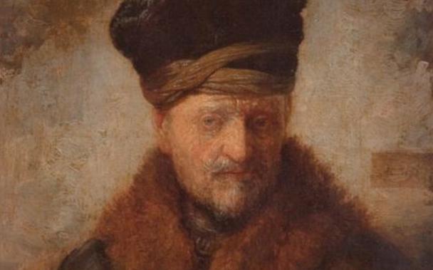 """""""Retrato del padre"""" de Rembrandt. Foto: The Telegraph"""