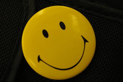 Smiley. Foto Flickr