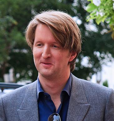 Tom Hooper. Foto Flickr