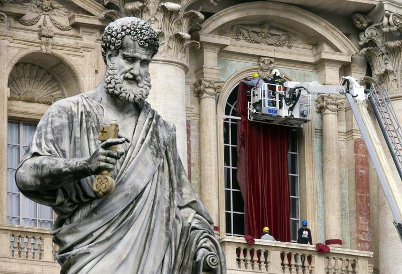 Vaticano. Foto EFE