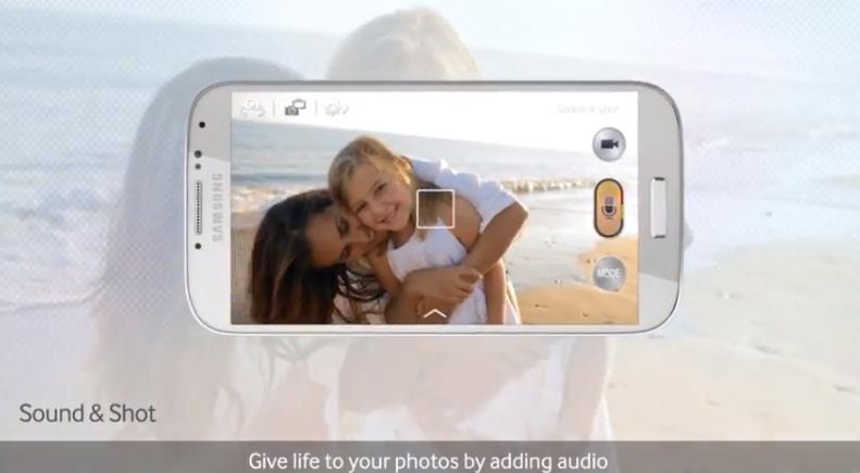 Video Galaxy S4