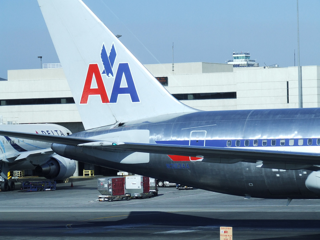 American Airlines. Foto Flickr
