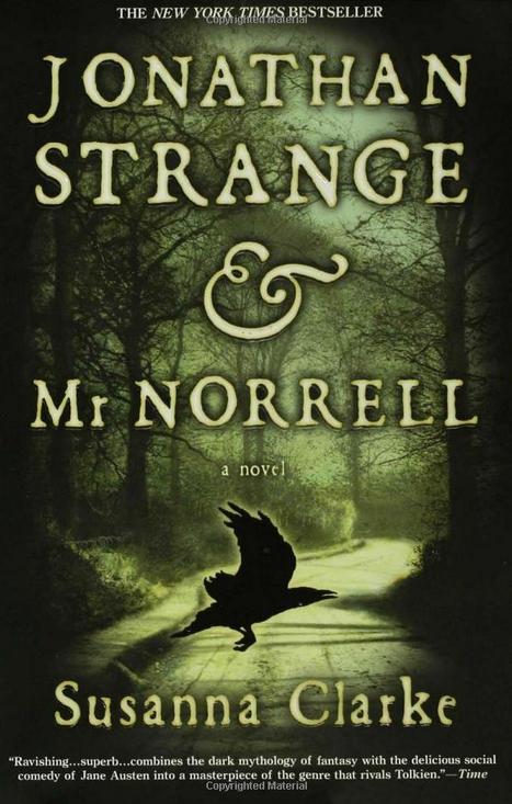 """Jonathan Strange and Mr Norrell"" de Susanna Clarke. Foto: Amazon"