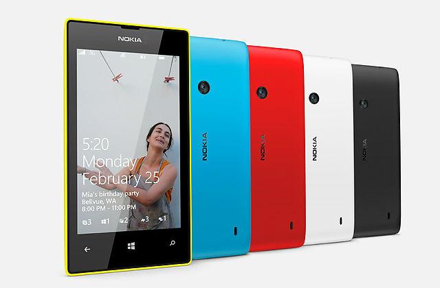 Nokia Lumia 520. Foto: El Economista