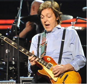 Paul McCartney. Foto Rolling Stone