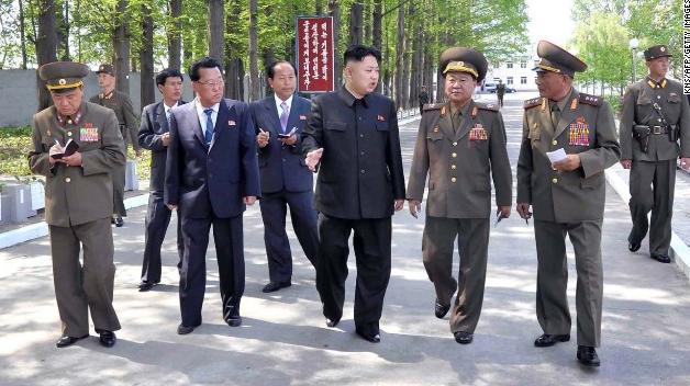 Corea del Norte. Foto CNN
